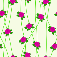 Seamless  background with flower roses. Could be used as seamless wallpaper, textile, wrapping paper or background 60016011107| 写真素材・ストックフォト・画像・イラスト素材|アマナイメージズ