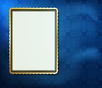 blank frames for photo on the retro background 60016012389| 写真素材・ストックフォト・画像・イラスト素材|アマナイメージズ