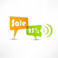 Sale concept speech bubbles 60016015327| 写真素材・ストックフォト・画像・イラスト素材|アマナイメージズ