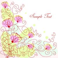 Floral background 60016016351| 写真素材・ストックフォト・画像・イラスト素材|アマナイメージズ
