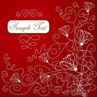 Floral background 60016016352| 写真素材・ストックフォト・画像・イラスト素材|アマナイメージズ
