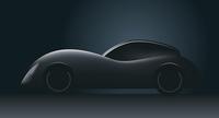 futuristic concept car 60016016785| 写真素材・ストックフォト・画像・イラスト素材|アマナイメージズ
