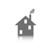 Home sign. Real estate concept design. 60016016829| 写真素材・ストックフォト・画像・イラスト素材|アマナイメージズ