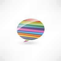 abstract talking bubble 60016017208| 写真素材・ストックフォト・画像・イラスト素材|アマナイメージズ
