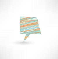 abstract talking bubble 60016017209| 写真素材・ストックフォト・画像・イラスト素材|アマナイメージズ