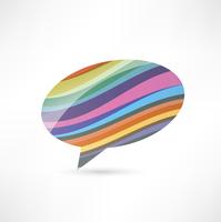 abstract talking bubble 60016017215| 写真素材・ストックフォト・画像・イラスト素材|アマナイメージズ