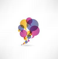 Speech Bubbles Icon 60016017225| 写真素材・ストックフォト・画像・イラスト素材|アマナイメージズ