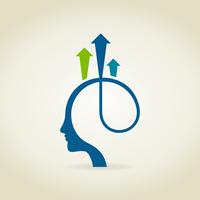 The arrow goes heads. A vector illustration 60016022611| 写真素材・ストックフォト・画像・イラスト素材|アマナイメージズ