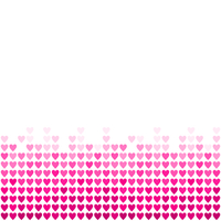 Heart a background. Structure of pink heart. A vector illustration