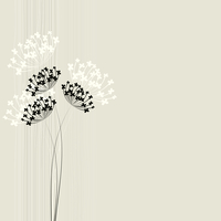Flower vector background. Simple and clean design template. 60016026221| 写真素材・ストックフォト・画像・イラスト素材|アマナイメージズ