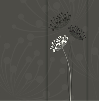 Flower vector background. Simple and clean design template. 60016026228| 写真素材・ストックフォト・画像・イラスト素材|アマナイメージズ