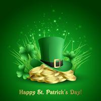 Vector illustration St. Patrick's background 60016026302| 写真素材・ストックフォト・画像・イラスト素材|アマナイメージズ