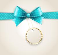 Vector  illustration isolated polka dots bow for greeting card 60016026645| 写真素材・ストックフォト・画像・イラスト素材|アマナイメージズ