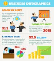 Business life infographics with working employee meeting boss and shareholder vector illustration 60016029249| 写真素材・ストックフォト・画像・イラスト素材|アマナイメージズ