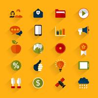 Set of icons for web design. A vector illustration 60016029669| 写真素材・ストックフォト・画像・イラスト素材|アマナイメージズ