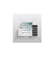 Vector house icon 3d paper design 60016033848| 写真素材・ストックフォト・画像・イラスト素材|アマナイメージズ