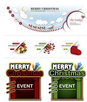 The illustration of Christmas decoration and Christmas pattern 60018000304| 写真素材・ストックフォト・画像・イラスト素材|アマナイメージズ