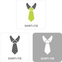 Shirt, tie Pictogram Icons