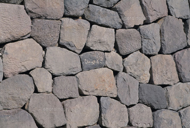 石垣[10120002536]| 写真素材・...
