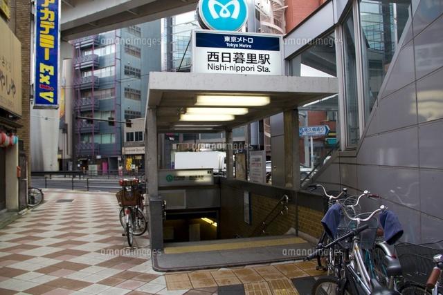 千代田線 西日暮里駅[1013900165...