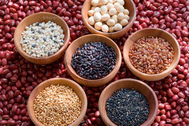 いろいろな穀物[10158000395]| ...