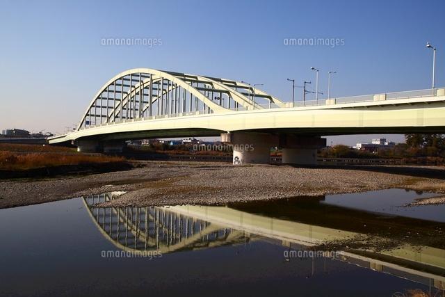 多摩水道橋(狛江側)[101630006...