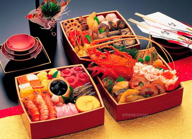 おせち料理[10173000575]| 写真素材・ストックフォト・画像・イラスト素材|アマナイメージズ