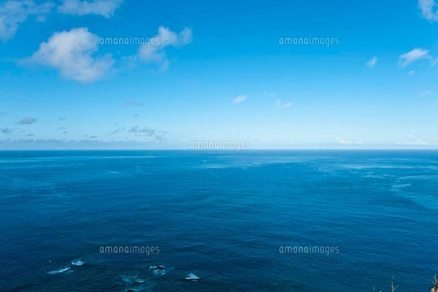 小笠原諸島父島 青い水平線[1025...