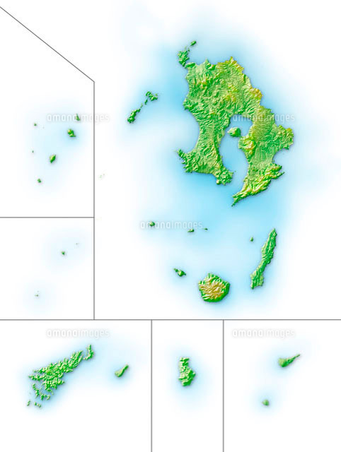 鹿児島県大隅諸島地図[102630000...