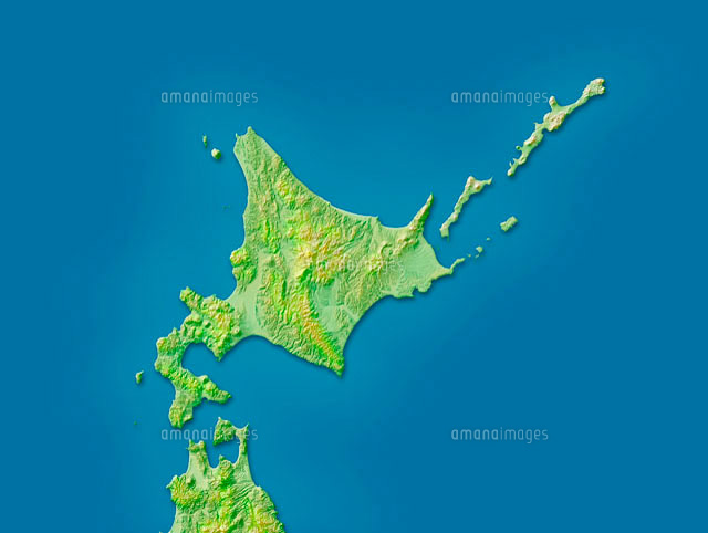 北海道地図