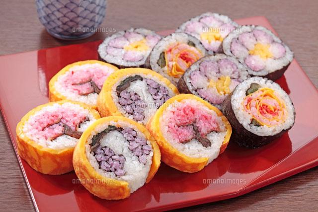 太巻き寿司[10323000967]| 写真...