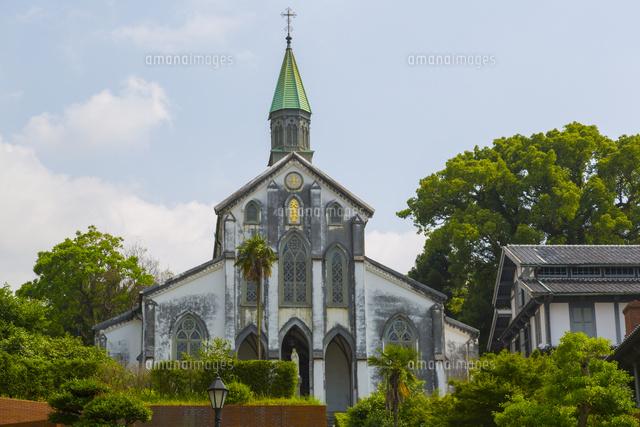 長崎の大浦天主堂[10487002129]| 写真素材・ストックフォト・画像 ...