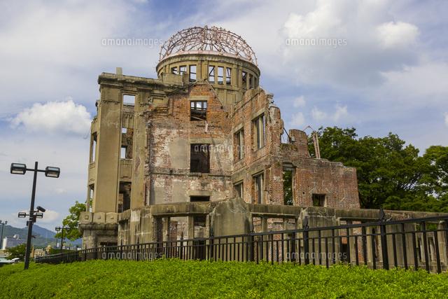 広島の原爆ドーム[10487002300]| 写真素材・ストックフォト・画像・イラスト素材|アマナイメージズ