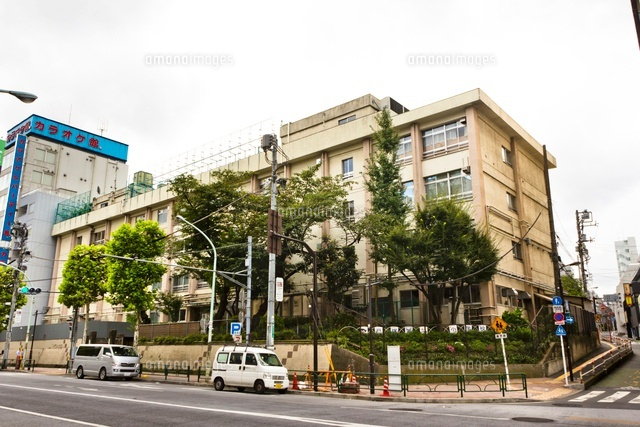 新宿区立戸塚第二小学校[1051000...