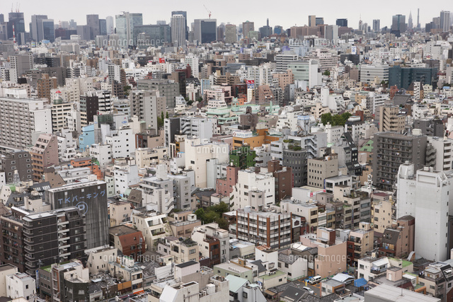 東京都台東区の街並み[105110027...