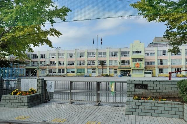 江戸川区立 小岩第五中学校」の...