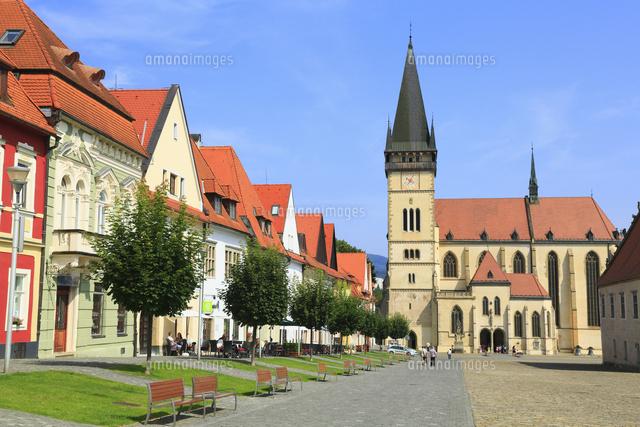 バルデヨフ旧市街と聖エギーディ...