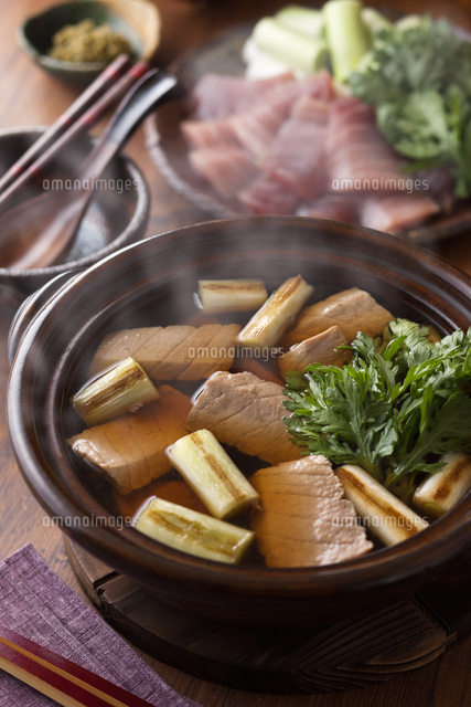 葱鮪鍋 / ねぎま鍋[10909000583]...