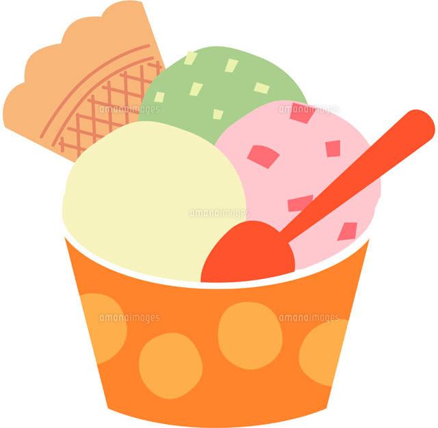 「アイスクリーム無料イラスト」の画像検索結果