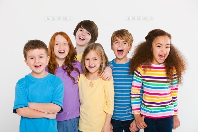 happy children 11015205630 写真素材 ストックフォト 画像
