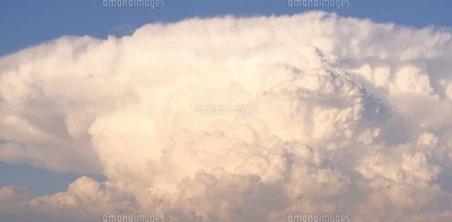 cumulus clouds 11030010121 写真素材 ストックフォト 画像