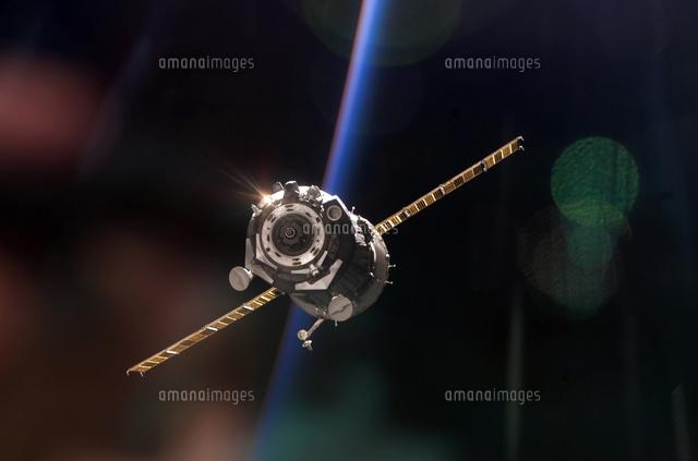 Soyuz TMA-5 spacecraft.[110790...