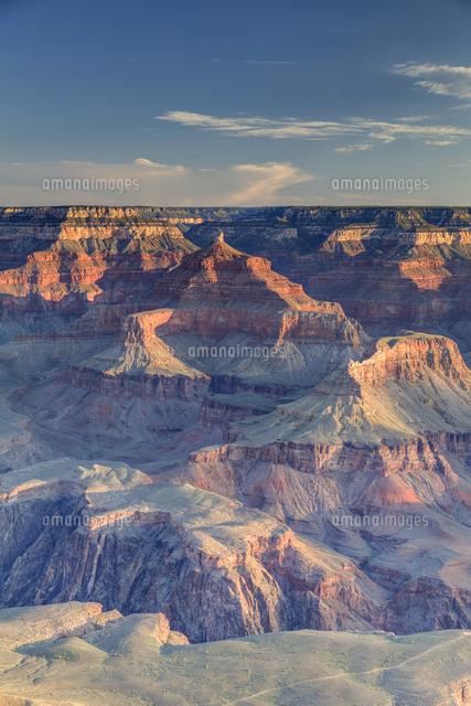 usa arizona grand canyon national park south rim yavapai point