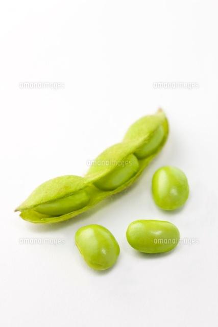 白バックの枝豆[28056001909]| 写真素材・ストックフォト・画像 ...