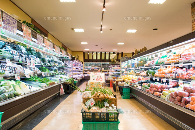 スーパーマーケット店内[2805700...