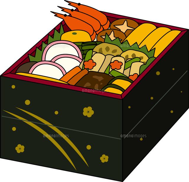 おせち料理[60009001020]| 写真素材・ストックフォト・画像・イラスト素材|アマナイメージズ