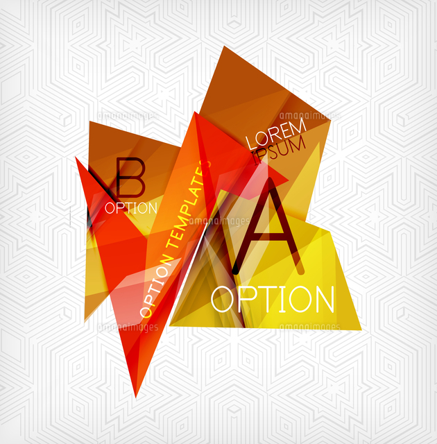 infographic abstract background for brochure presentation web