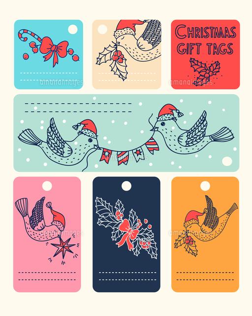 Vector set of christmas gift tags60016020522 vector set of christmas gift tags cingram image negle Gallery