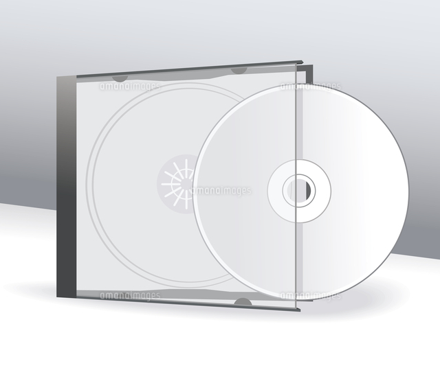 cd cover design with 3d presentation template 60016023759 写真