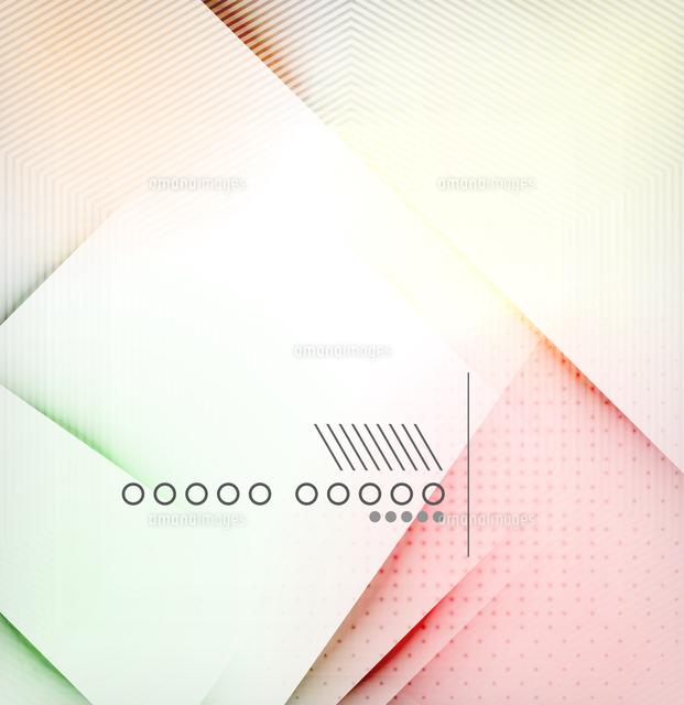 geometric diamond shape abstract background hi tech corporate
